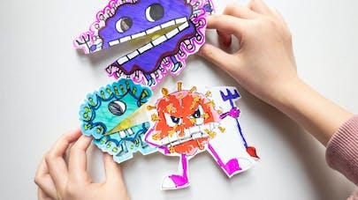 Coronavirus : comment en parler aux enfants