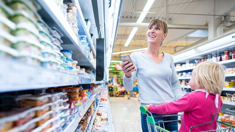 Rappel de produits : des yaourts vendus en grande surface