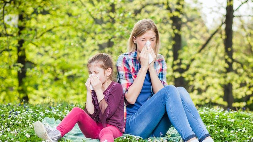 Allergie : les pollens sont de retour en force dans 9 départements