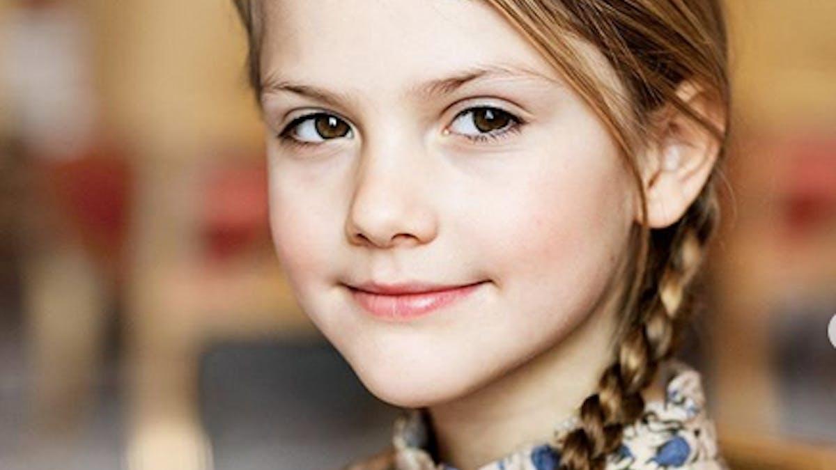 Princesse Estelle de Suède