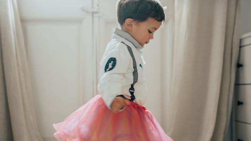 Mon fils met des robes, et alors ? Le message d'une maman américaine