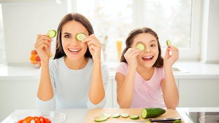 Concombre : tous les bienfaits nutritionnels pour la famille