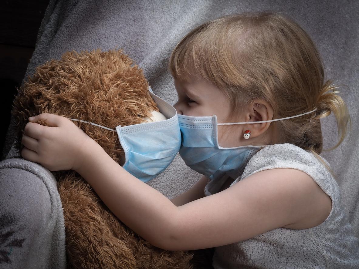 Coronavirus : mère d'une fillette malade du cancer, elle supplie ...