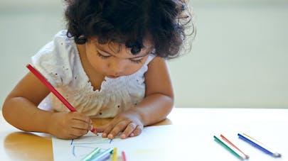enfant et dessin
