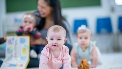 Bébé : comment bien vivre les premières séparations