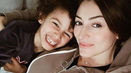 """Rachel Legrain-Trapani enceinte : """"J'ai peur de donner naissance à mon deuxième fils dans ces conditions"""""""