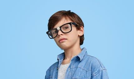 Confinement: un service optique minimum si votre enfant casse ses lunettes