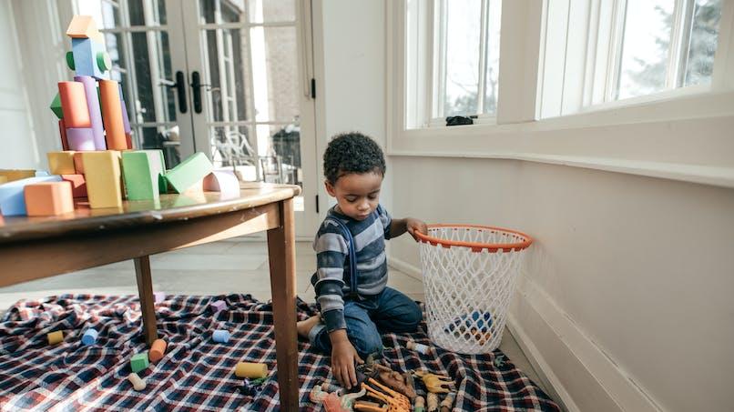 Confinée, une maman a trouvé un moyen insolite de responsabiliser ses enfants