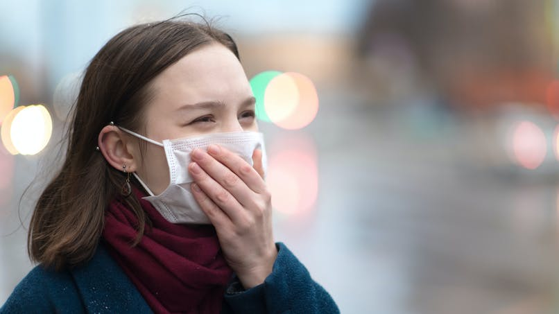 Coronavirus : les signes d'aggravation
