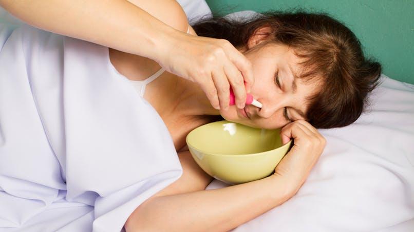 Coronavirus: pourquoi le lavage de nez est déconseillé