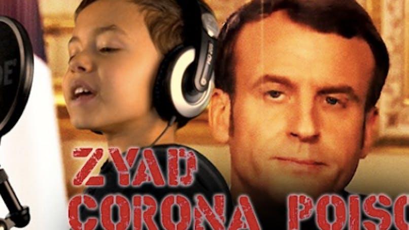 Corona poison : la chanson crée par Zyad, 6 ans, contre le coronavirus