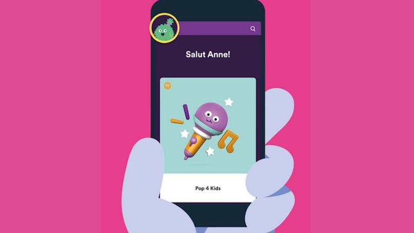 Spotify lance sa version Kids avec des contenus pensés pour les enfants