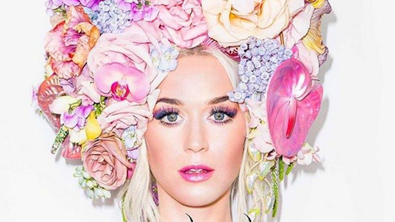 Katy Perry : sa façon originale d'annoncer le sexe de son bébé