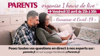 Live Parents Grossesse et Covid-19