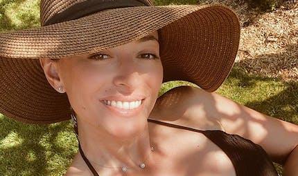 Rachel Legrain-Trapani enceinte souffre de diabète gestationnel :