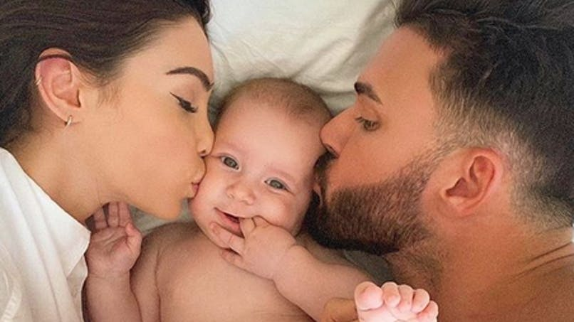 Kim Kardashian nostalgique, Christina Milian en pleine forme... le diapo des people (confinés) en famille