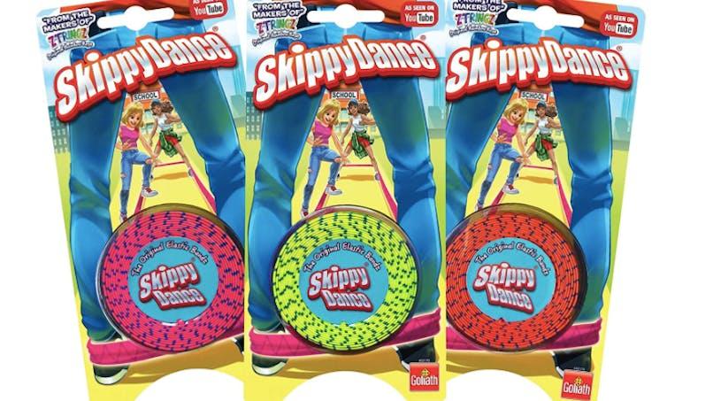 SkippyDance : le nouveau jeu des enfants