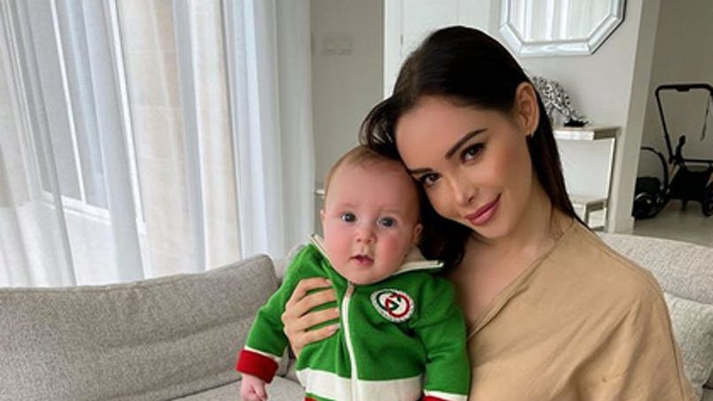 Nabilla émue pour les 6 mois de son fils Milann