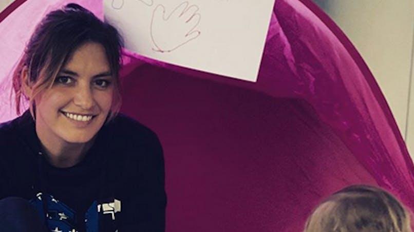 Laëtitia Milot parle de ses priorités pour l'éducation de sa fille