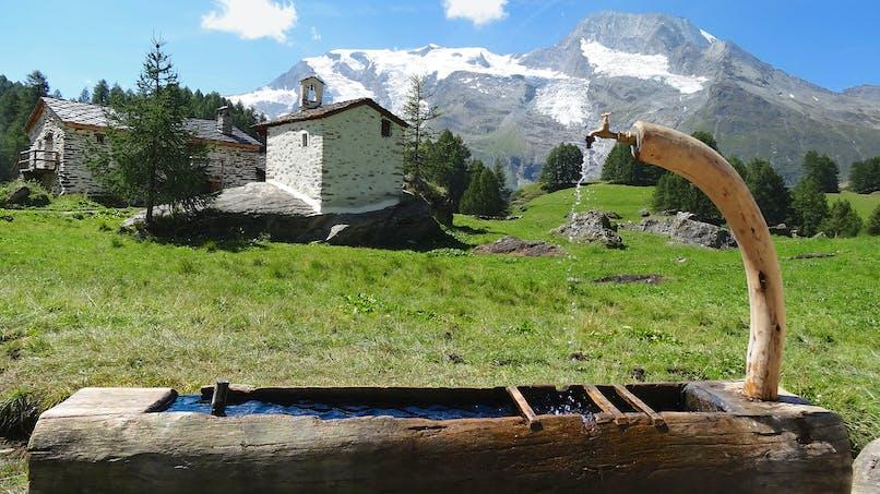 Savoie : confinée à 2 500 mètres d'altitude avec ses deux enfants