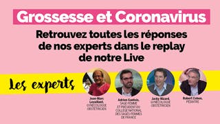 "Live Parents ""Grossesse et Coronavirus"" : le replay"