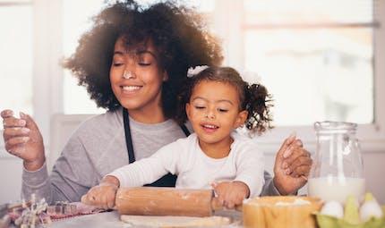 Recette facile : le gâteau marbré à faire avec les enfants