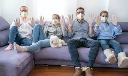 Coronavirus : quels risques de transmission dans la famille ?