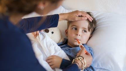 """Érythème infectieux ou la """"cinquième maladie"""" : une maladie fréquente chez l'enfant"""