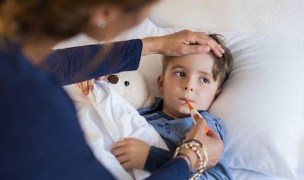 """La """"cinquième maladie"""", ou érythème infectieux : une maladie fréquente chez l'enfant"""