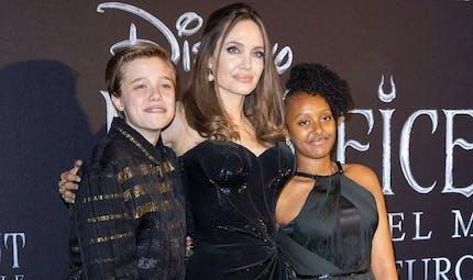 Angelina Jolie : son message qui déculpabilise les parents pendant le confinement
