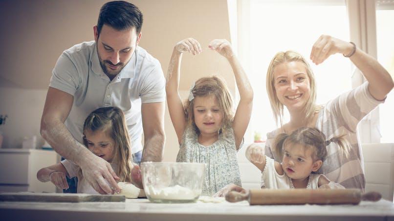 Recette facile : le gâteau SANS farine