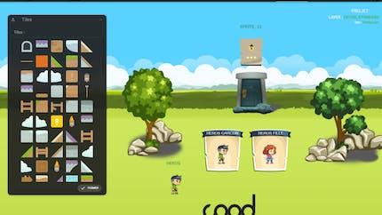 Créez un jeu vidéo !
