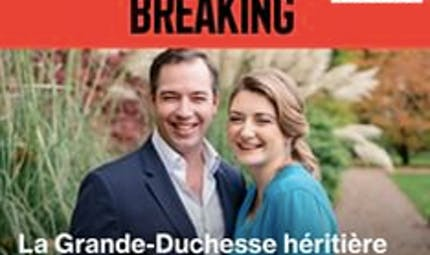 Naissance : découvrez le prénom du bébé de Guillaume et Stéphanie de Luxembourg, parents pour la première fois