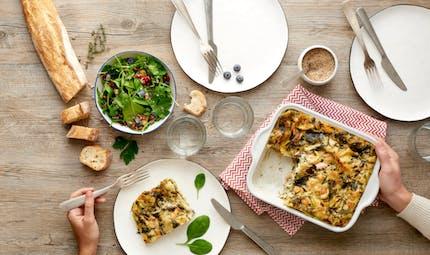 FamilEat : un service de livraison de repas au format familial à domicile