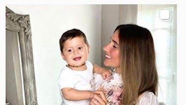 Terreurs nocturnes : Jesta Hillmann inquiète pour son fils