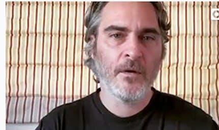 Joaquin Phoenix bientôt papa