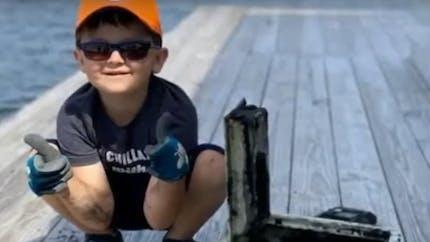 Un enfant de 6 ans résout une affaire policière vieille de huit ans