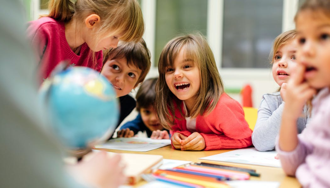 Enfant : de 3 à 6 ans, on lui apprend à gérer ses émotions