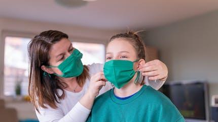 3 conseils de pro pour faire porter un masque aux enfants