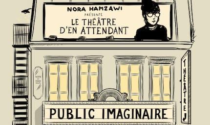 Loisirs: un spectacle de Guignol en ligne offert par l'humoriste Nora Hamzawi