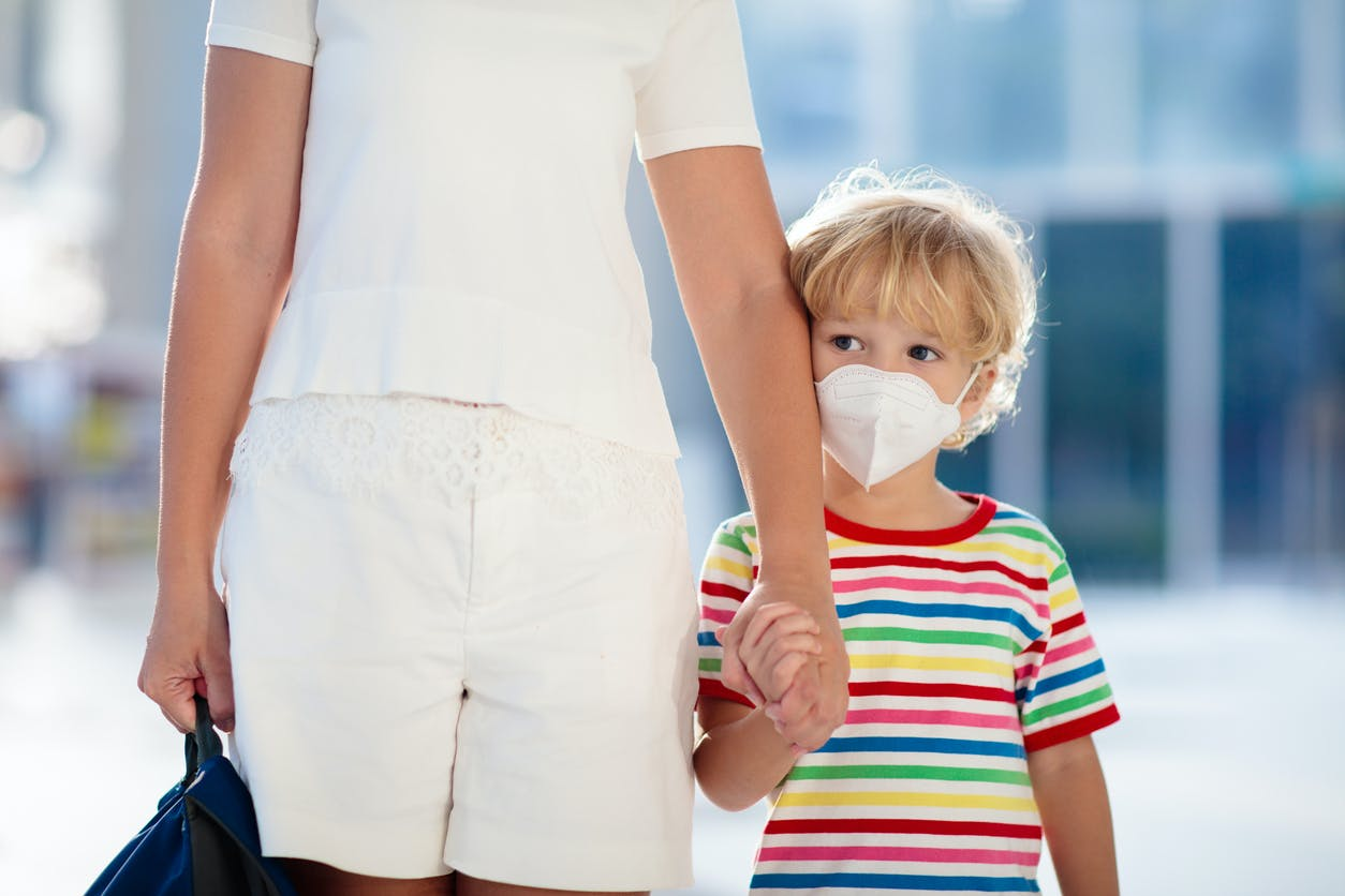Coronavirus : les enfants seraient en réalité peu contaminés et peu contaminants
