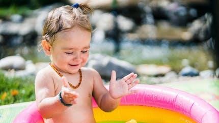 Noyade : un bébé ramené à la vie après s'être noyé dans une piscine gonflable