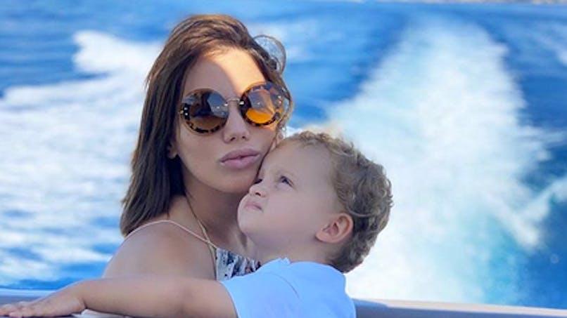 Manon Marsault : elle défend son fils de 2 ans accusé d'être
