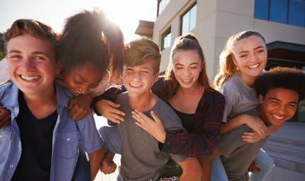 Education : les jeunes les plus heureux vivent aux Pays-Bas