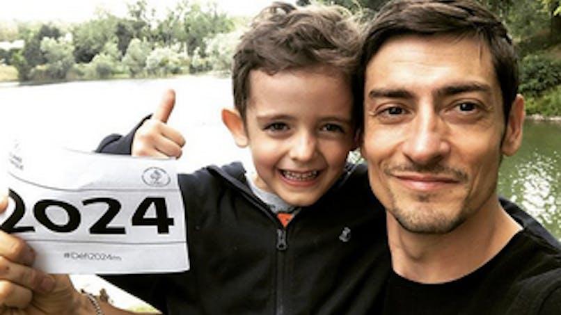 Claude de Koh-Lanta : son fils de 4 ans est un futur champion !