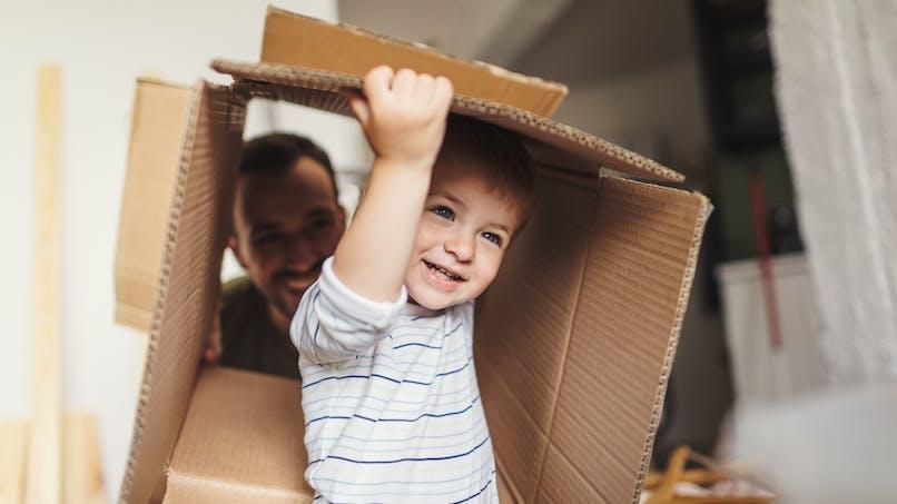 Comment bien gérer un déménagement avec des enfants ?