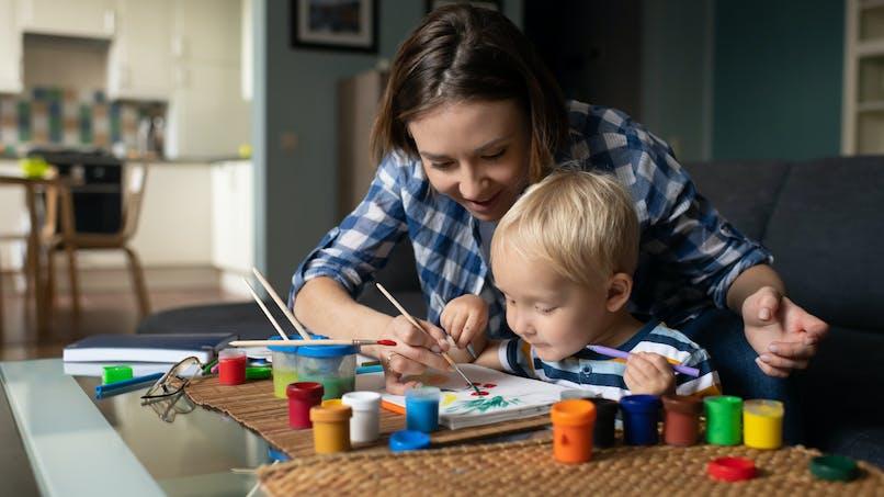 Garde d'enfants à domicile : des intervenants formés à la méthode Montessori