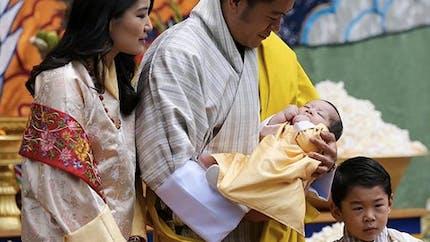 Prénom : on connaît enfin celui du Royal baby du Bhoutan