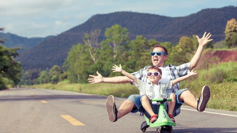 Education : le slow parenting, c'est tendance !