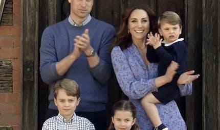 Vacances : où vont partir les princes George et Louis, et la princesse Charlotte ?